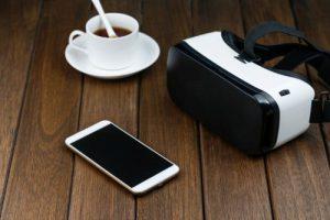 Casque de réalité virtuelle pour l'industrie 4.0
